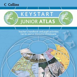 Collins Keystart Junior Atlas CD-Rom