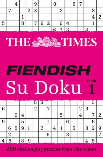 The Times Fiendish Su Doku Book 1