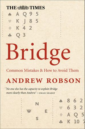 The Times Bridge Paperback Large type edition by Andrew Robson