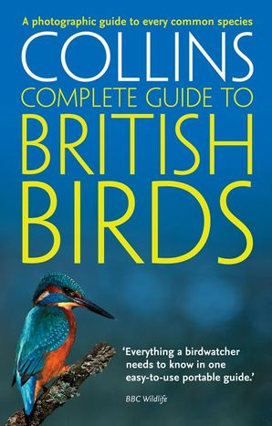British Birds Paperback  by Paul Sterry