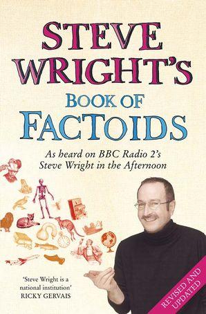 Steve Wright's Book of Factoids Paperback  by Steve Wright