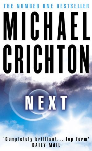 Next Paperback  by Michael Crichton
