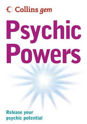 Psychic Powers Paperback  by Carolyn Boyes