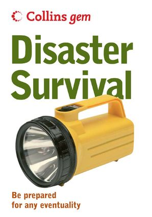 Disaster Survival Paperback  by No Author