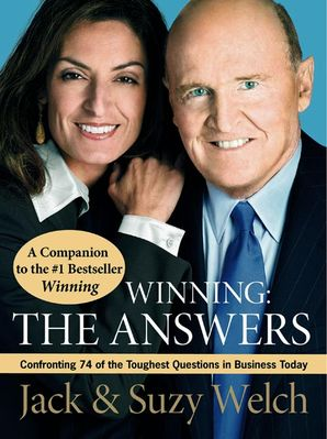 Winning: The Answers Paperback  by Jack Welch