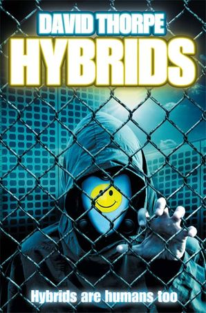 Hybrids: Saga Competition Winner Paperback  by