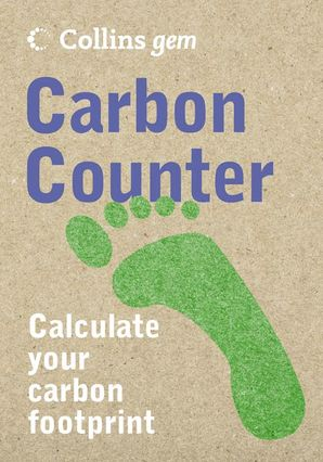 Carbon Counter Paperback  by Mark Lynas