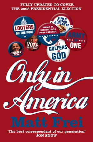 Only in America Paperback  by