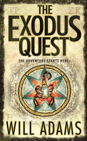 The Exodus Quest Paperback  by Will Adams