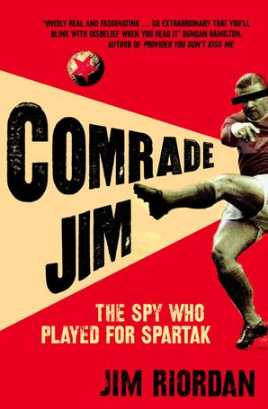 Comrade Jim Paperback  by
