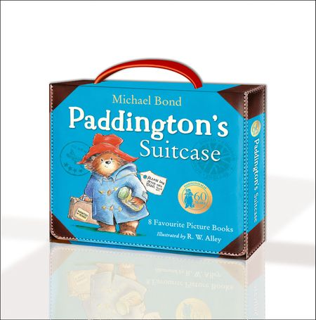 Paddington's Suitcase - Michael Bond, Illustrated by R. W. Alley