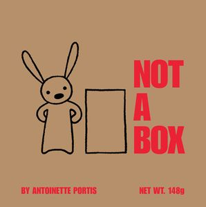 Not A Box Paperback  by Antoinette Portis