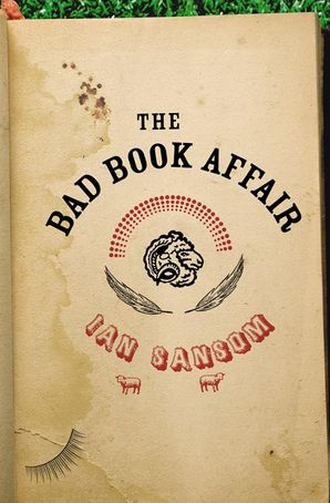 The Bad Book Affair Paperback  by Ian Sansom