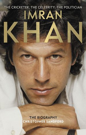 Imran Khan Hardcover  by Christopher Sandford