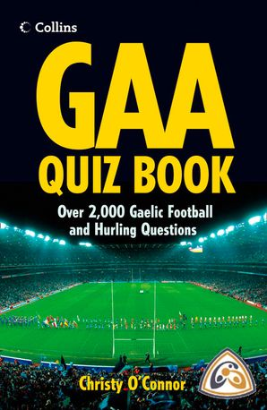 GAA Quiz Book Paperback  by