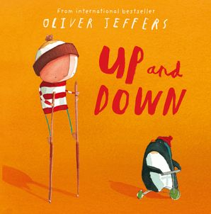 Up and Down Paperback  by Oliver Jeffers