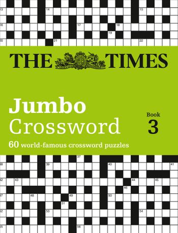 The Times 2 Jumbo Crossword Book 3