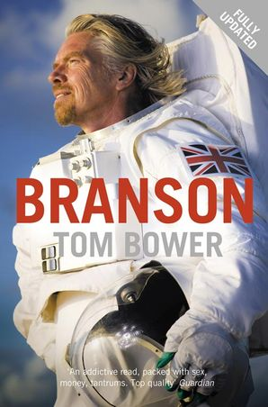 Branson Paperback  by Tom Bower