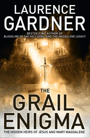 The Grail Enigma Paperback  by Laurence Gardner