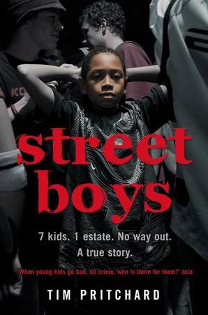 Street Boys Paperback  by
