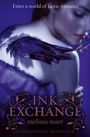 Ink Exchange Paperback  by Melissa Marr