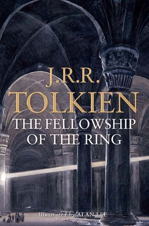 The Fellowship of the Ring Paperback Illustrated edition by J. R. R. Tolkien