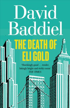 The Death of Eli Gold Paperback  by David Baddiel