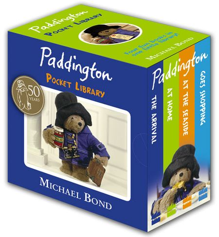 Paddington Pocket Library - Michael Bond