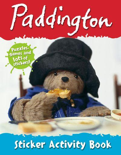 Paddington Sticker Activity Book - Michael Bond