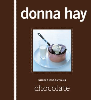 Chocolate Hardcover  by Donna Hay