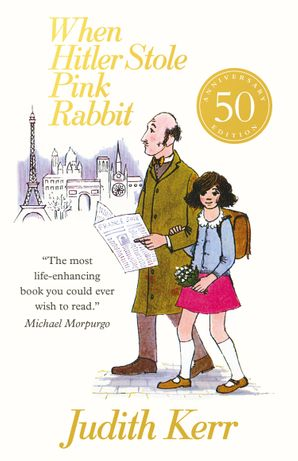 When Hitler Stole Pink Rabbit Paperback  by Judith Kerr