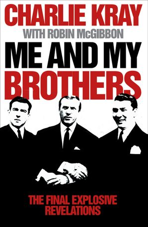 Me and My Brothers Paperback New Updated edition by Charlie Kray