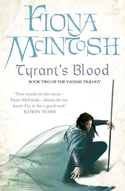 Tyrant's Blood - Fiona McIntosh