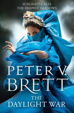 The Daylight War (The Demon Cycle, Book 3) Paperback  by Peter V. Brett