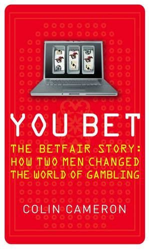 You Bet Hardcover  by Colin Cameron