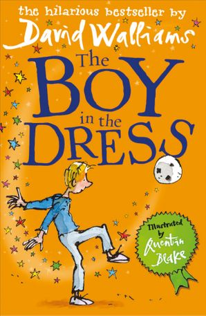 The Boy in the Dress Hardcover  by David Walliams