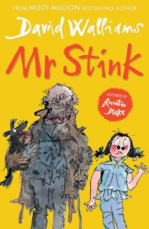 Mr Stink Paperback  by