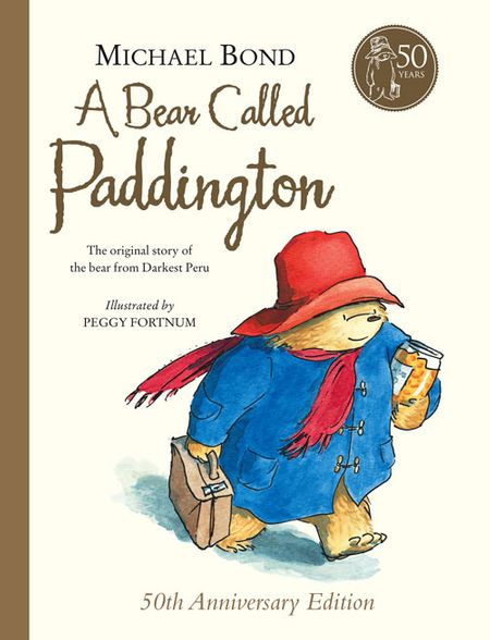 A Bear Called Paddington - Michael Bond, Illustrated by Peggy Fortnum, Read by Stephen Fry