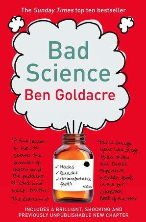 Bad Science Paperback  by Ben Goldacre