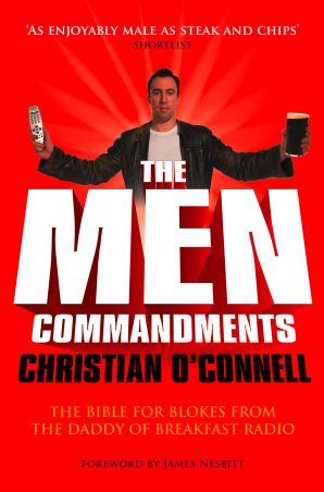 The Men Commandments Paperback  by Christian O'Connell