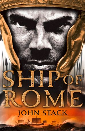 Ship of Rome Paperback  by John Stack