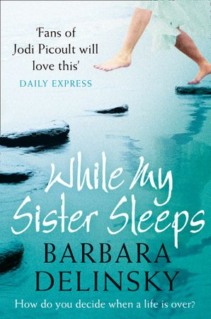 While My Sister Sleeps Paperback  by