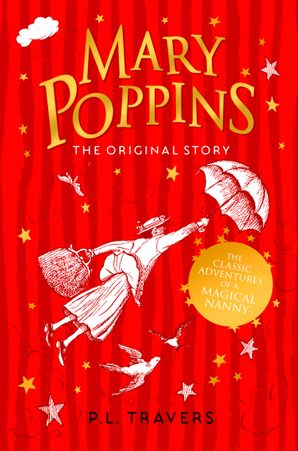 Mary Poppins Paperback  by