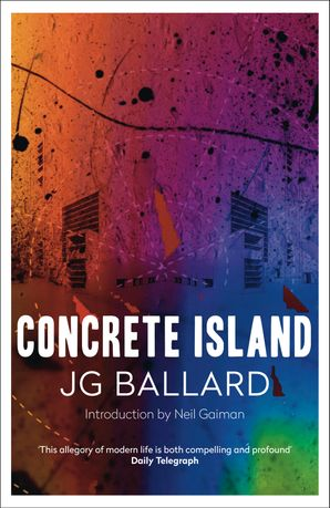 Concrete Island Paperback  by