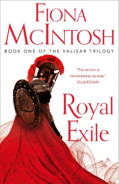 Royal Exile - Fiona McIntosh
