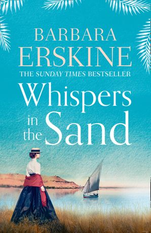 Whispers in the Sand Paperback  by