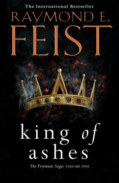 King of Ashes - Raymond E. Feist