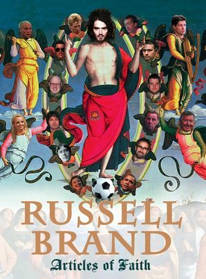Articles of Faith Hardcover  by Russell Brand
