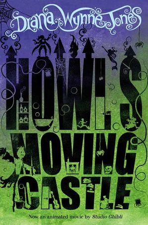 Howl's Moving Castle Paperback New edition by Diana Wynne Jones