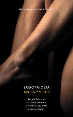 Sadopaideia Paperback  by No Author